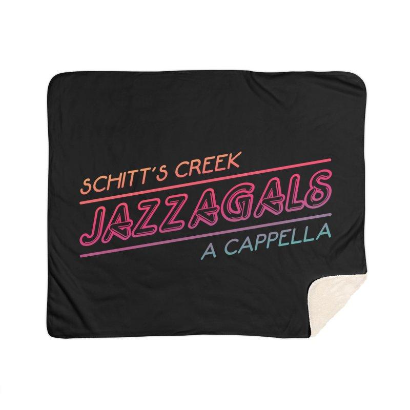 Jazzagals Home Blanket by Ninth Street Design's Artist Shop