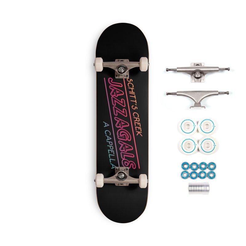 Jazzagals Accessories Skateboard by Ninth Street Design's Artist Shop