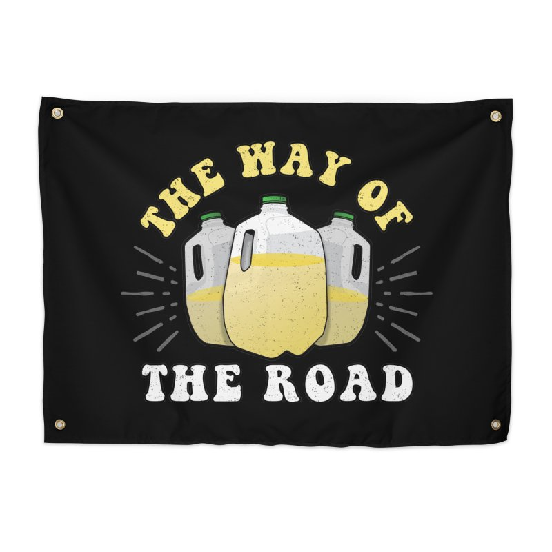 The Way of the Road Home Tapestry by Ninth Street Design's Artist Shop