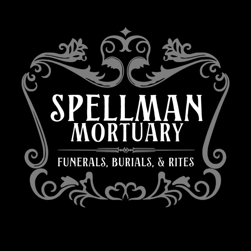Spellman Mortuary Home Blanket by Ninth Street Design's Artist Shop