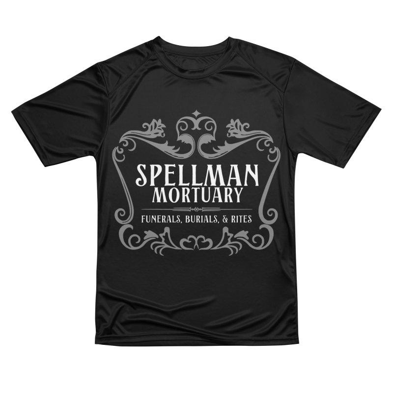 Spellman Mortuary Women's T-Shirt by Ninth Street Design's Artist Shop
