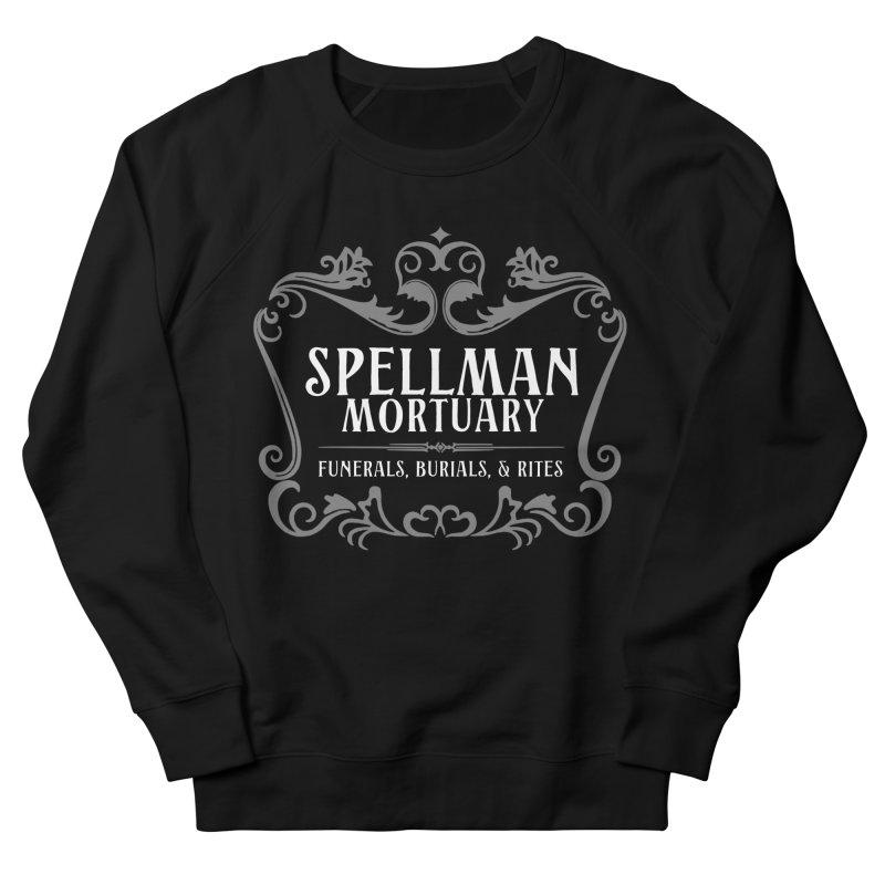Spellman Mortuary Men's Sweatshirt by Ninth Street Design's Artist Shop