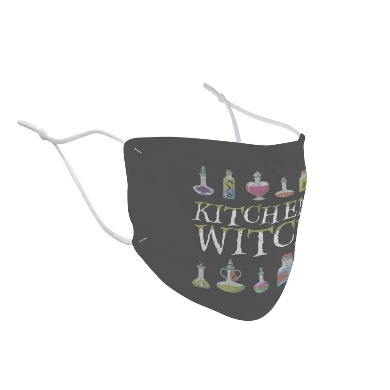 Kitchen Witch Accessories Face Mask by Ninth Street Design's Artist Shop