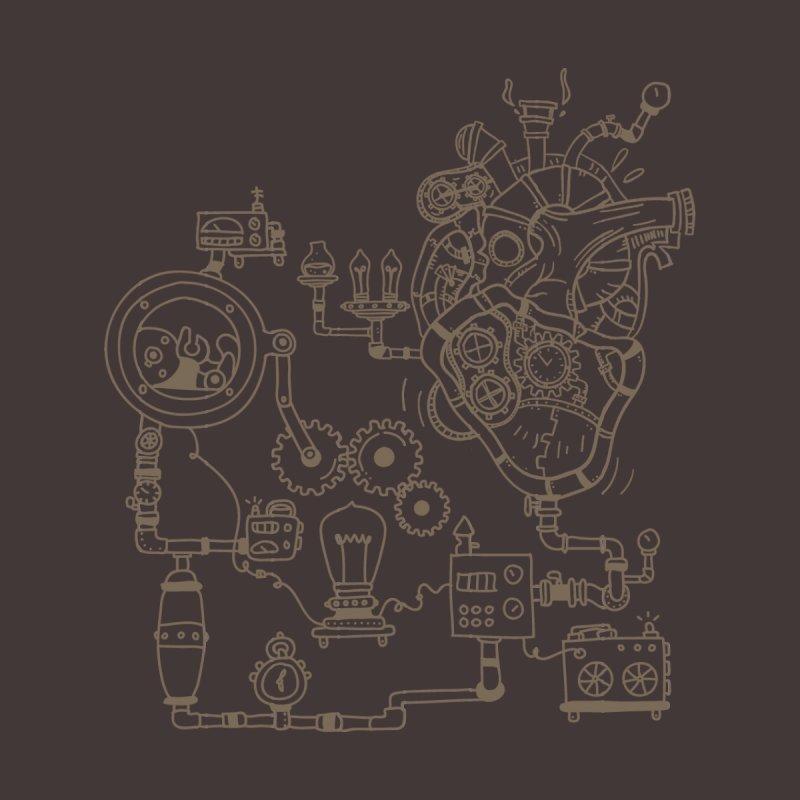 Steampunk Heart by ninthstreetdesign's Artist Shop