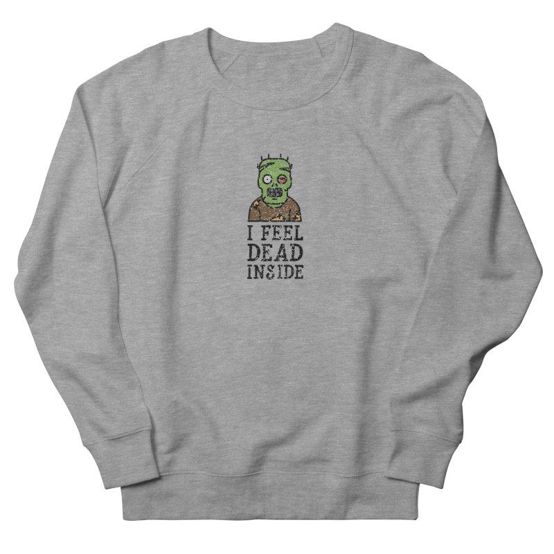 Dead inside Men's Sweatshirt by ninthstreetdesign's Artist Shop