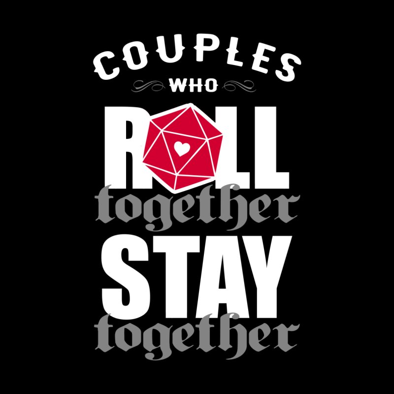 Couples who roll together by ninthstreetdesign's Artist Shop