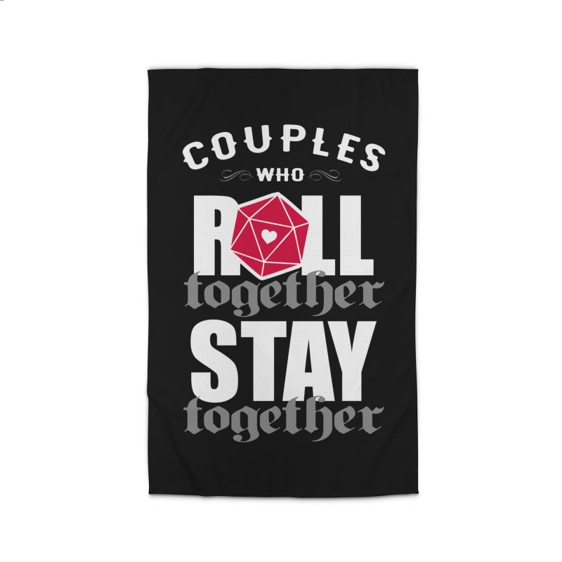 Couples who roll together Home Rug by ninthstreetdesign's Artist Shop