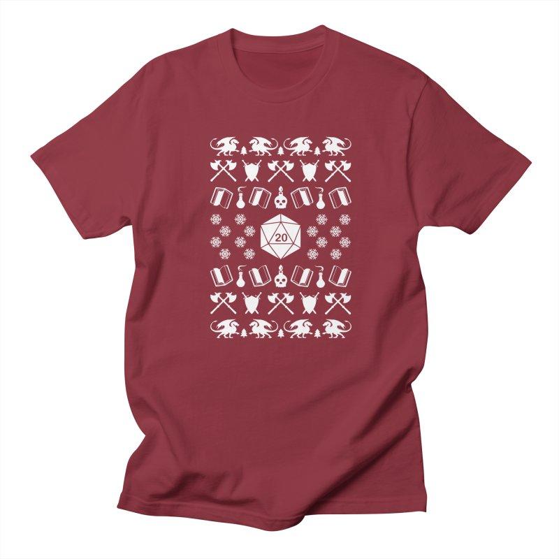 Merry Critmas Women's Unisex T-Shirt by ninthstreetdesign's Artist Shop