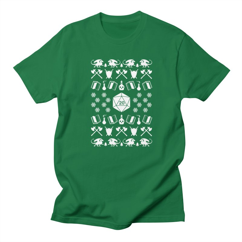 Merry Critmas Men's T-shirt by ninthstreetdesign's Artist Shop