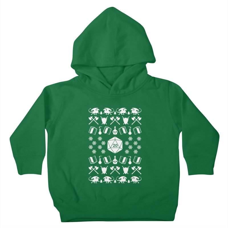 Merry Critmas Kids Toddler Pullover Hoody by ninthstreetdesign's Artist Shop