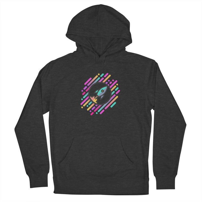 Through the Star Gate Men's Pullover Hoody by ninthstreetdesign's Artist Shop