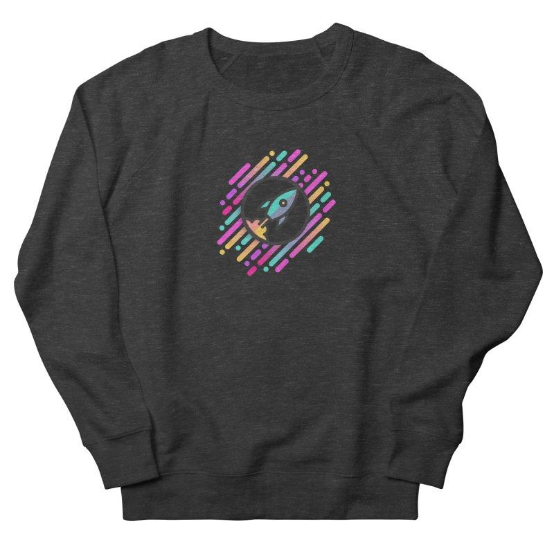 Through the Star Gate Men's Sweatshirt by ninthstreetdesign's Artist Shop