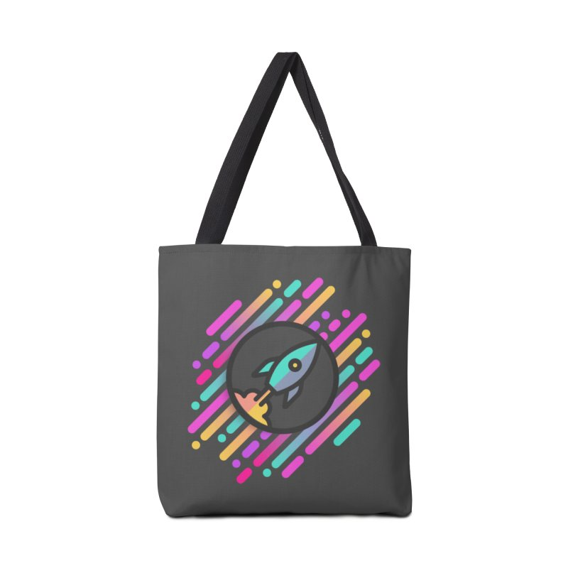 Through the Star Gate Accessories Bag by ninthstreetdesign's Artist Shop