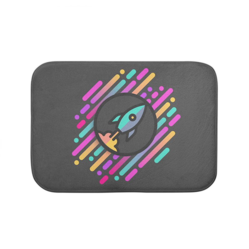 Through the Star Gate Home Bath Mat by ninthstreetdesign's Artist Shop