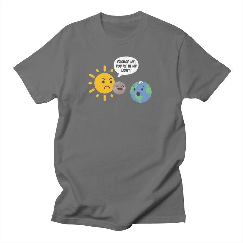 Solar Eclipse Women's Unisex T-Shirt by ninthstreetdesign's Artist Shop