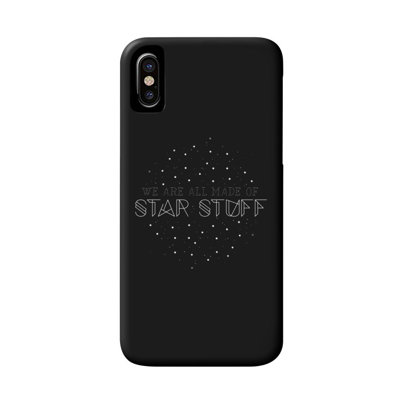 Star stuff Accessories Phone Case by ninthstreetdesign's Artist Shop