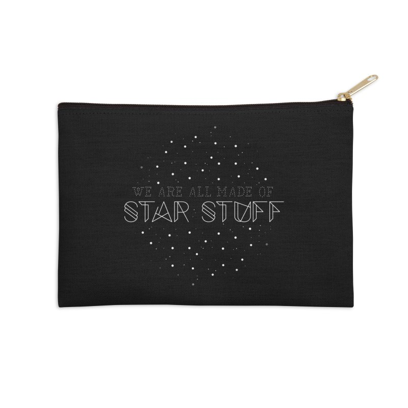 Star stuff Accessories Zip Pouch by ninthstreetdesign's Artist Shop