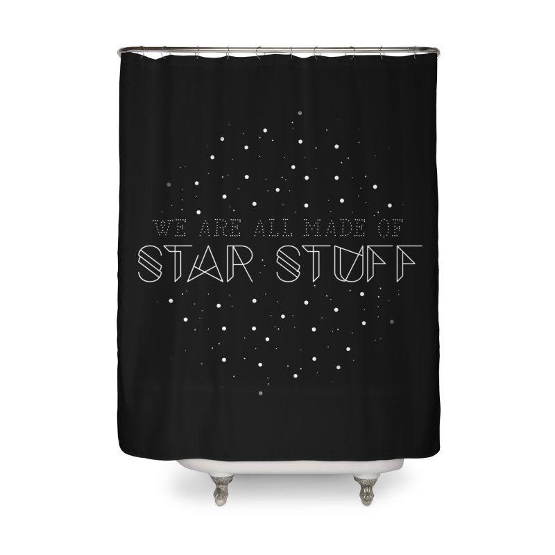 Star stuff Home Shower Curtain by ninthstreetdesign's Artist Shop
