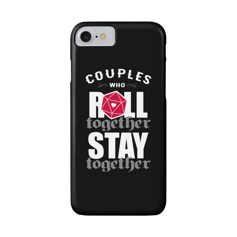 Roll together Accessories Phone Case by ninthstreetdesign's Artist Shop
