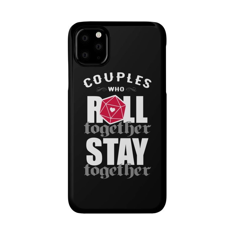 Roll together Accessories Phone Case by Ninth Street Design's Artist Shop