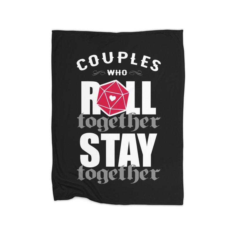 Roll together Home Blanket by ninthstreetdesign's Artist Shop