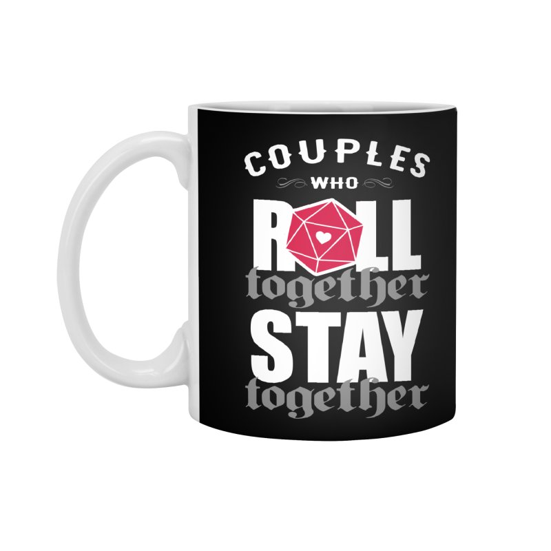 Roll together Accessories Standard Mug by ninthstreetdesign's Artist Shop