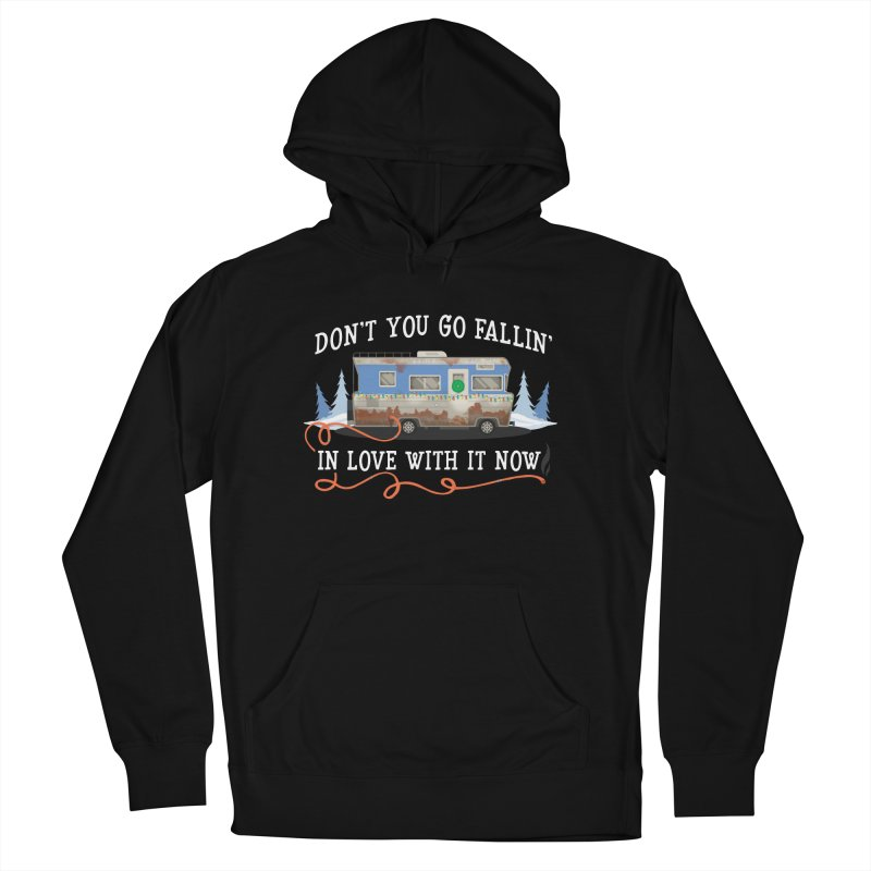 Eddie's RV Women's French Terry Pullover Hoody by ninthstreetdesign's Artist Shop