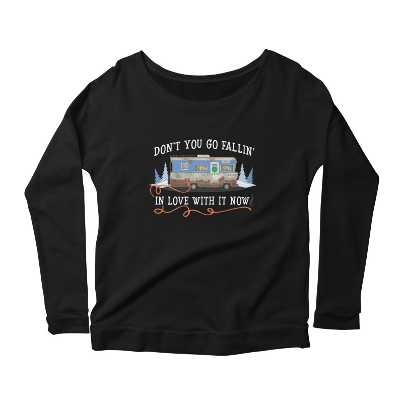 Eddie's RV Women's Scoop Neck Longsleeve T-Shirt by ninthstreetdesign's Artist Shop