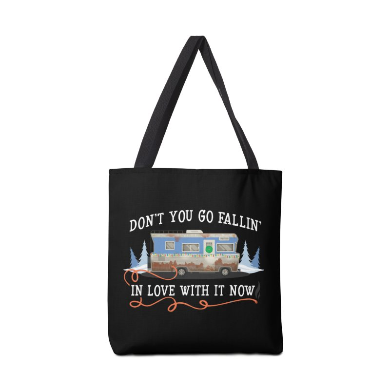 Eddie's RV Accessories Tote Bag Bag by ninthstreetdesign's Artist Shop