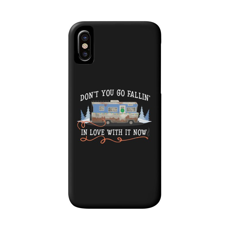 Eddie's RV Accessories Phone Case by ninthstreetdesign's Artist Shop