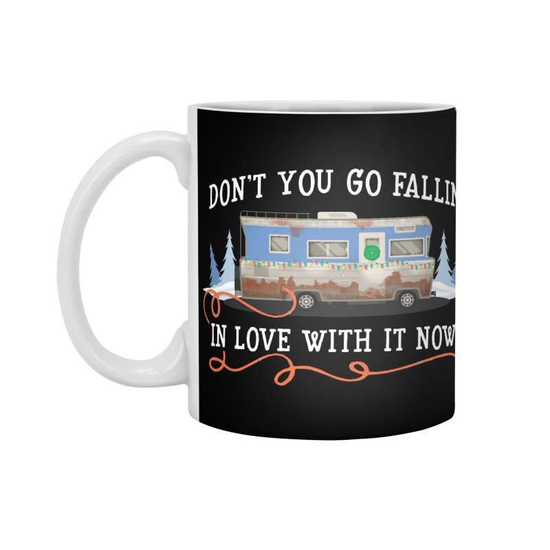 Eddie's RV Accessories Standard Mug by ninthstreetdesign's Artist Shop