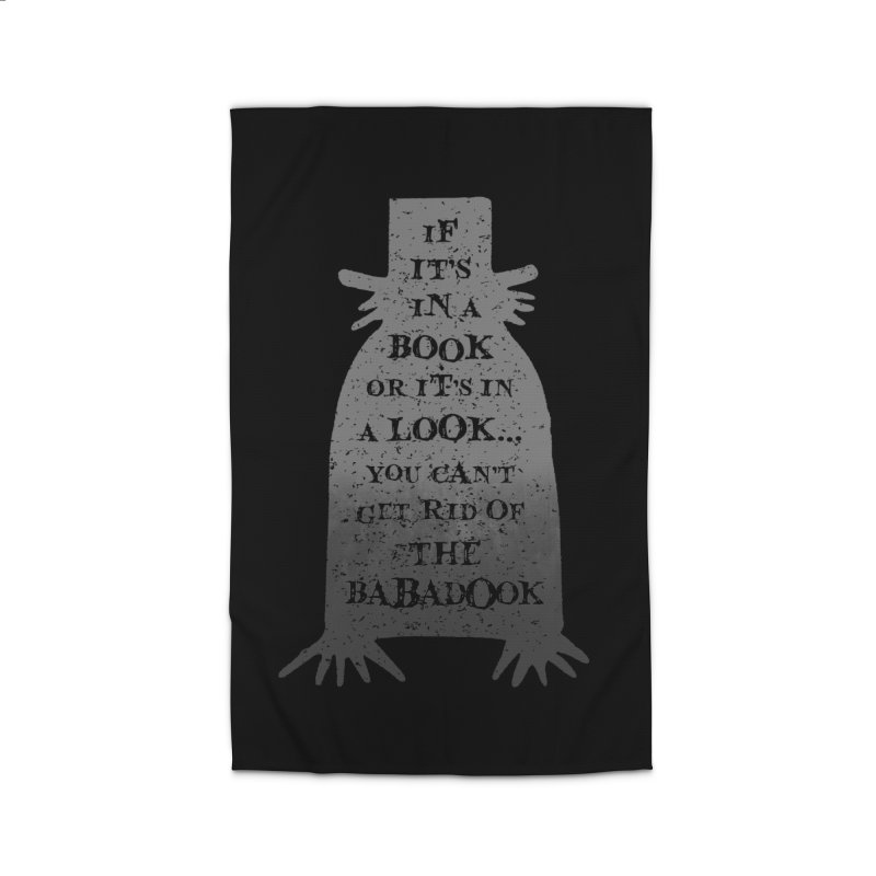 Babadook Home Rug by ninthstreetdesign's Artist Shop