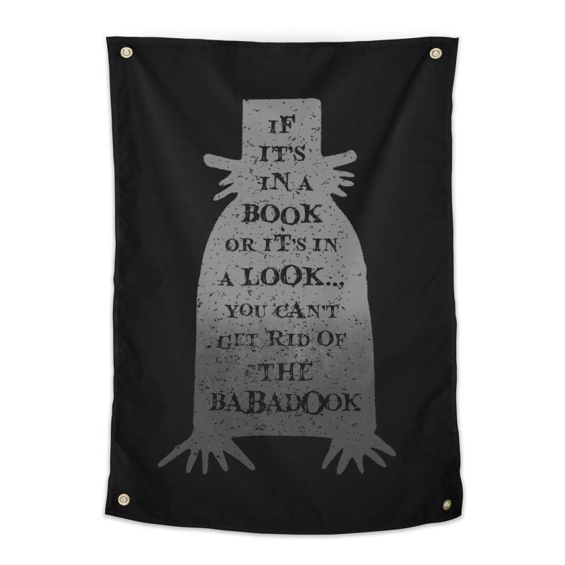 Babadook Home Tapestry by ninthstreetdesign's Artist Shop