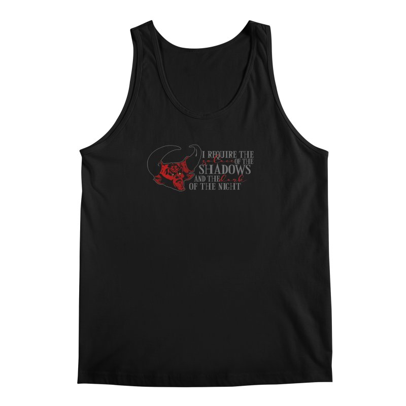 Darkness Men's Tank by ninthstreetdesign's Artist Shop
