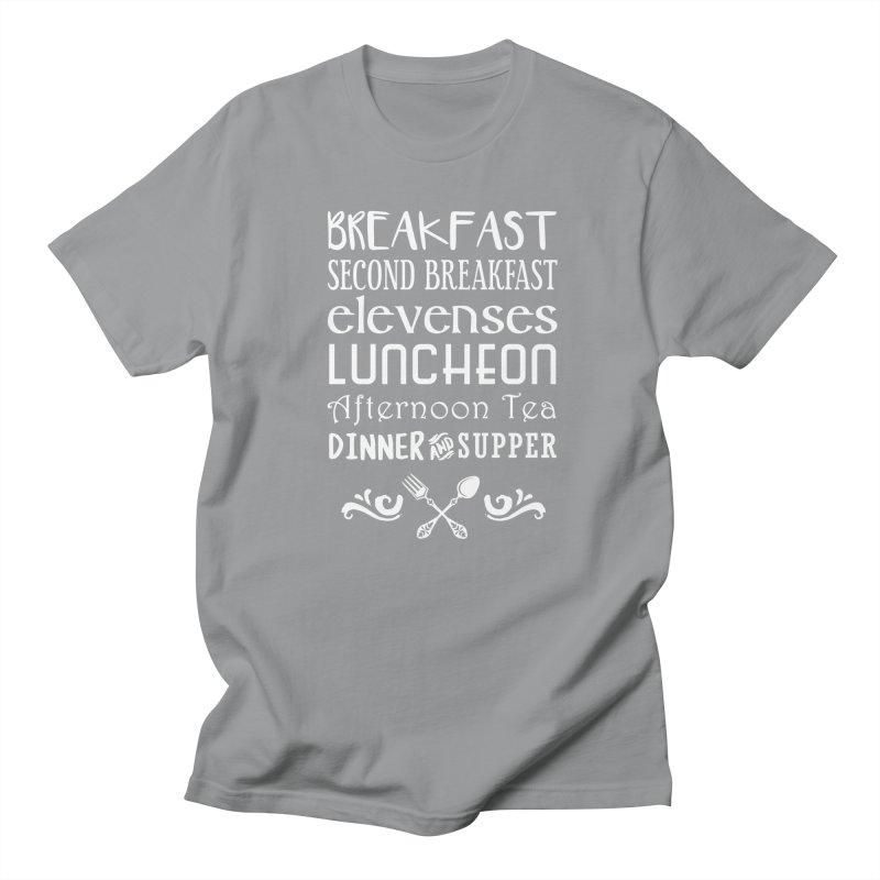 Hobbit diet Men's Regular T-Shirt by ninthstreetdesign's Artist Shop