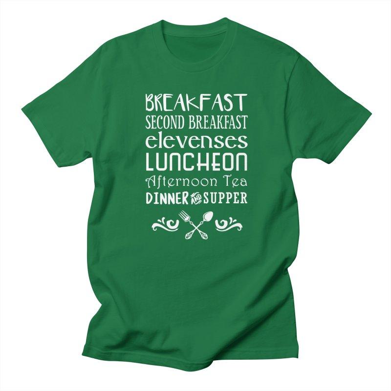 Hobbit diet Women's Unisex T-Shirt by ninthstreetdesign's Artist Shop