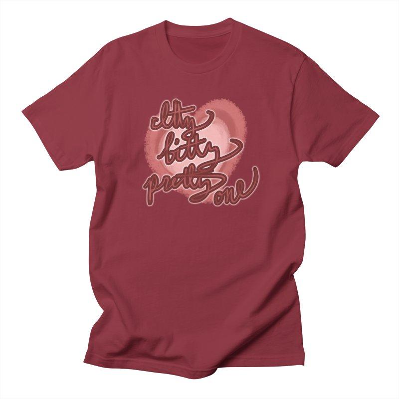 Itty Bitty Pretty One Women's Unisex T-Shirt by nireleetsac's Artist Shop