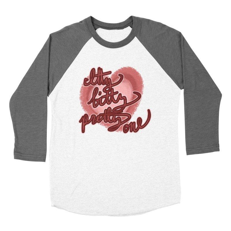 Itty Bitty Pretty One Women's Longsleeve T-Shirt by nireleetsac's Artist Shop
