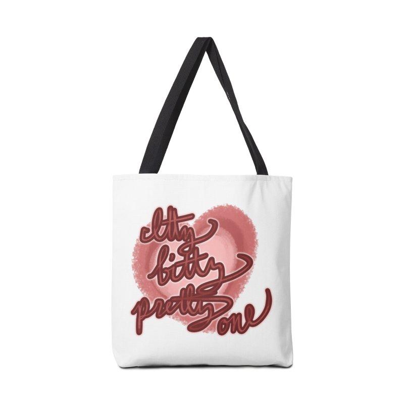Itty Bitty Pretty One Accessories Bag by nireleetsac's Artist Shop