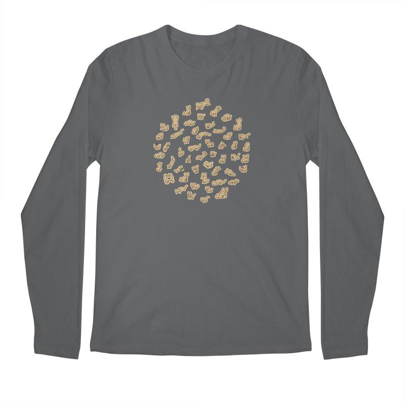 CATS Men's Longsleeve T-Shirt by nireleetsac's Artist Shop