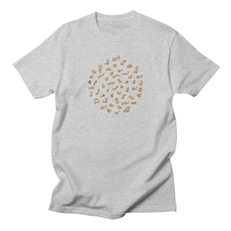 CATS Men's T-shirt by nireleetsac's Artist Shop