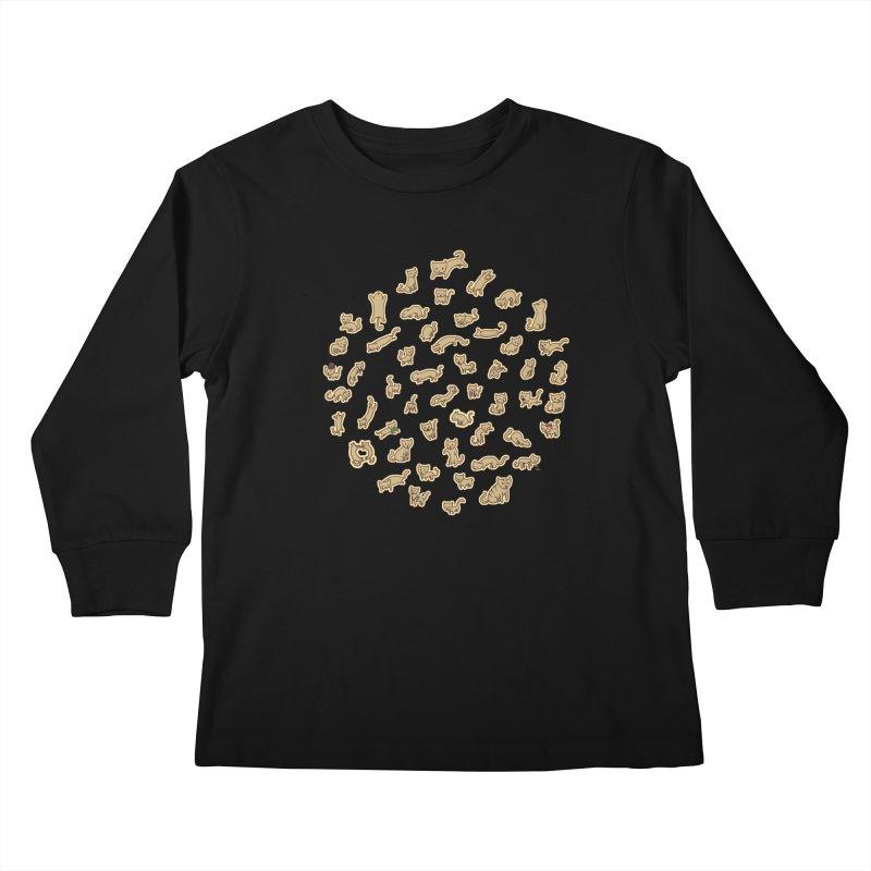 CATS Kids Longsleeve T-Shirt by nireleetsac's Artist Shop