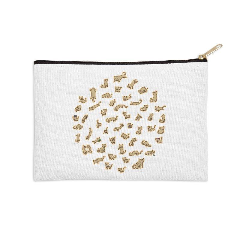 CATS Accessories Zip Pouch by nireleetsac's Artist Shop