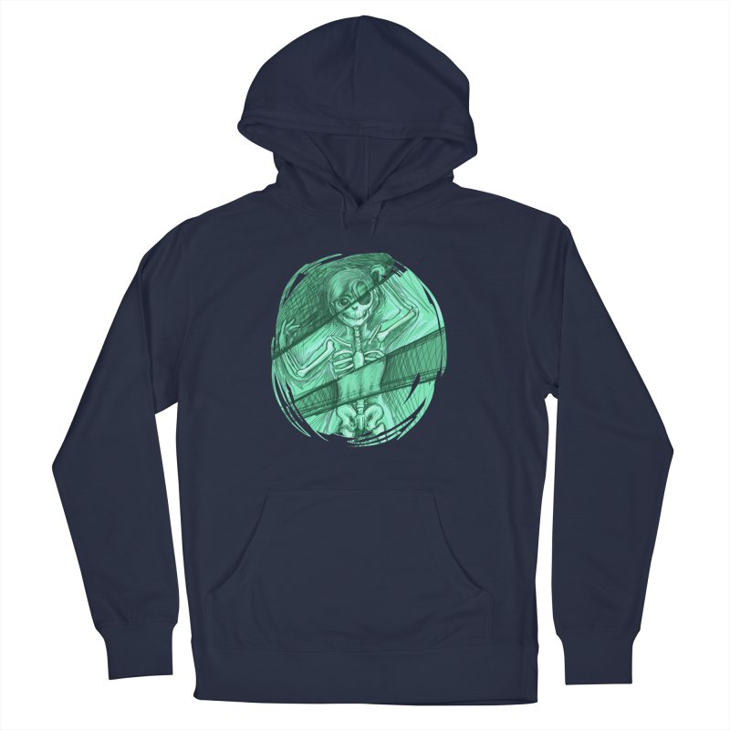 Strange X-ray Men's Pullover Hoody by nireleetsac's Artist Shop