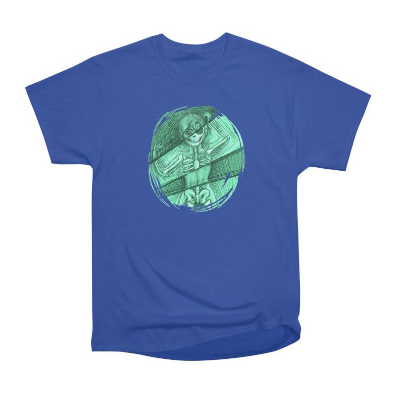 Strange X-ray Men's Classic T-Shirt by nireleetsac's Artist Shop
