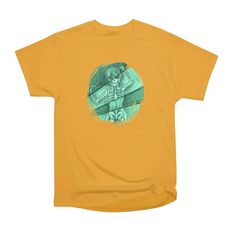 Strange X-ray Men's Heavyweight T-Shirt by nireleetsac's Artist Shop