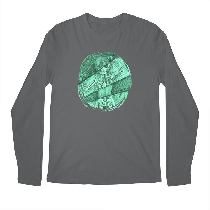 Strange X-ray Men's Longsleeve T-Shirt by nireleetsac's Artist Shop