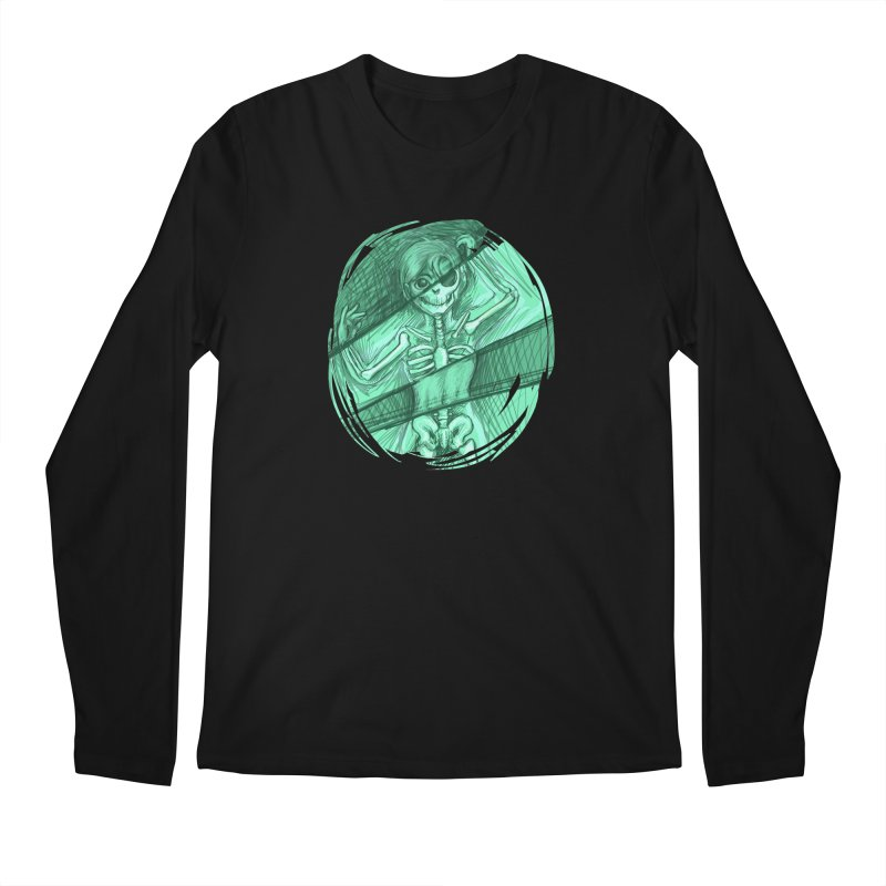 Strange X-ray Men's Longsleeve T-Shirt by nireleetsac's Artist Shop