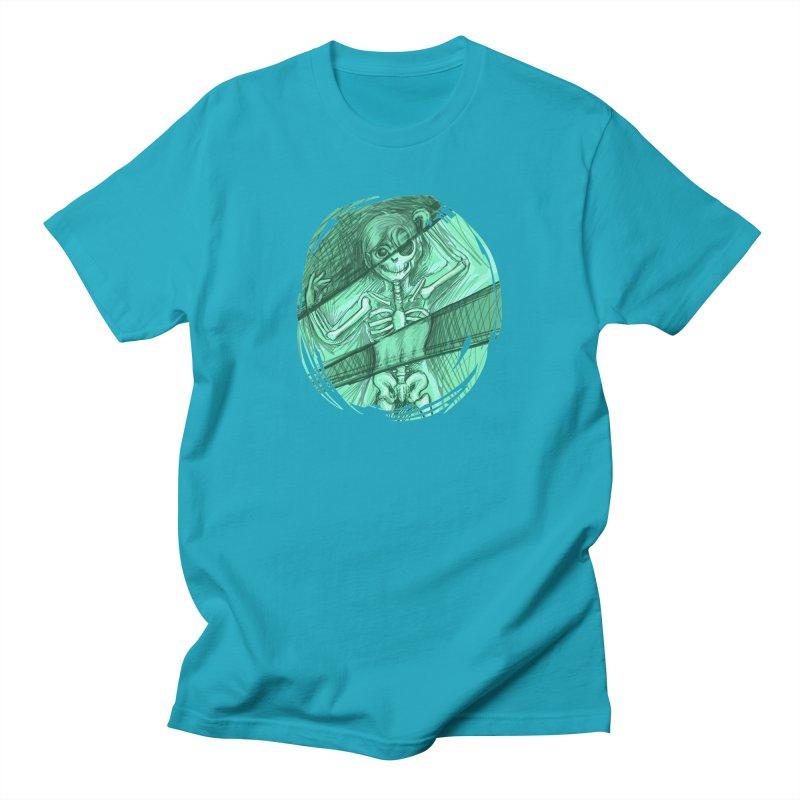 Strange X-ray Men's T-shirt by nireleetsac's Artist Shop