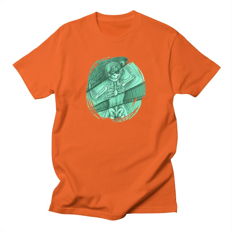 Strange X-ray Women's Unisex T-Shirt by nireleetsac's Artist Shop